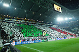 06.03.2013  Juventus v Celtic, UEFA Champions League round of the last 16 second leg  ...................    JUVENTUS FANS MESSAGE IN ENGLISH