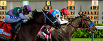 May 1, 2021 : Medina Spirit, #8, ridden by jockey John Velazquez, wins the 147th running of the Kentucky Derby on Kentucky Derby Day at Churchill Downs on May 1, 2021 in Louisville, Kentucky. Scott Serio/Eclipse Sportswire/CSM