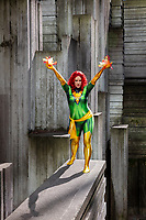 Drusilla Stinson, Emerald City Comicon, Seattle, WA, USA.