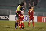 Semi-final China PR VS Japan during the 2008 AFC Women's Asian Cup,5 June, 2008  in Thong Nhat Stadium, Ho Choi Minh City, Vietnam. Photo by World Sport Group