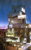 London: Tate Modern--Proposed Expansion.