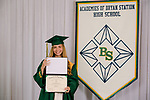 Fouch, Kathryn  received their diploma at Bryan Station High school on  Thursday June 4, 2020  in Lexington, Ky. Photo by Mark Mahan Mahan Multimedia