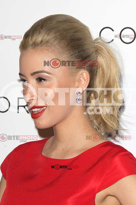 HOLLYWOOD, CA - OCTOBER 09: Christian Serratos at the Tacori collection launch on October 9, 2012 in Hollywood, California. ©mpi21/MediaPunch Inc.