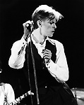 David Bowie 1976 at the Fabulous Forum