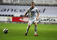 Pictured: Mark Gower of Swansea City in action<br /> Re: Coca Cola Championship, Swansea City Football Club v Queens Park Rangers at the Liberty Stadium, Swansea, south Wales 21st October 2008.