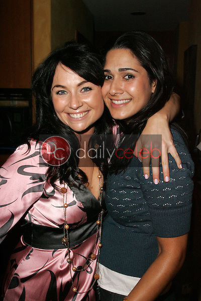 """Lindsey Labrum and Sasa Jalali<br />at a birthday party for E.G. Daily, Lindsey Labrum and Yvette Lopez, benefitting """"Last Chance for Animals"""". Private Location, Los Angeles, CA 09-02-06<br />Dave Edwards/DailyCeleb.com 818-249-4998"""