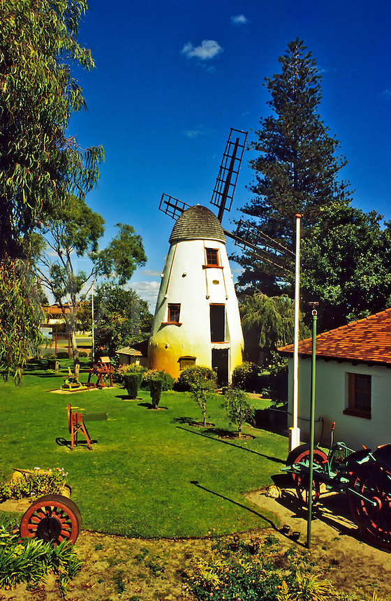 Australia. Perth. Shenton's Mill. Old flour mill built in 1835 as part of the Swan River Colony.