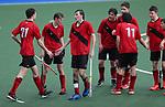 Gold medal match, North Harbour v Canterbury. Men's U18 Hockey Nationals, Gallagher Hockey Centre, Hamilton. Saturday 17 July 2021. Photo: Simon Watts/www.bwmedia.co.nz