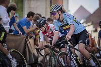 Lotte Kopecky (BEL/Liv Racing)<br /> <br /> Women Elite – Road Race (WC)<br /> Race from Antwerp to Leuven (157.7km)<br /> <br /> ©kramon