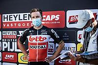 2nd place finisher Gerben Thijssen (BEL/Lotto-Soudal)<br /> <br /> Heistse Pijl 2020<br /> One Day Race: Heist-op-den-Berg > Heist-op-den-Berg 190km  (UCI 1.1)<br /> ©kramon