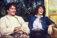 Robin Williams Pam Dawber 1981<br /> Photo by Adam Scull/PHOTOlink