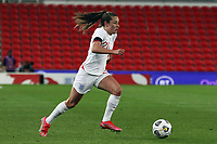 13th April 2021; Bet365 Stadium, Stoke, England; Ella Toone of England in action during the womens International Friendly match between England and Canada