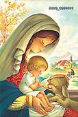 Vicki, HOLY FAMILIES, paintings, BRTOCH08698,#XR# Weihnachten, Navidad, illustrations, pinturas