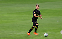 LOS ANGELES, CA - SEPTEMBER 02: Tristan Blackmon #27 of LAFC moves with the ball during a game between San Jose Earthquakes and Los Angeles FC at Banc of California stadium on September 02, 2020 in Los Angeles, California.