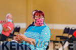 Geraldine Hanlon the Ballyheigue Community Alert attending meeting in the Community Centre on Tuesday evening.