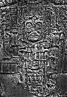 Pahuatan God C. 450 AD. Copan Honduras