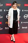 "Natalia de Molina attends to the presentation of the ""Premios Platino"" at Palacio de Cristal in Madrid. April 07, 2017. (ALTERPHOTOS/Borja B.Hojas)"