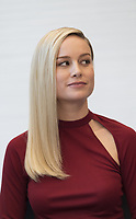 """Brie Larson, who stars in 'Avengers: Endgame"""", at the InterContinental Hotel in Los Angeles. Credit: Magnus Sundholm/Action Press/MediaPunch ***FOR USA ONLY***"""