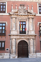 Palacio de Fabio Nelli palace Valladolid spain castile and leon