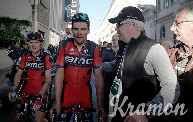 Every race this man starts, he manages a top spot in the ranking. Today Greg Van Avermaet (BEL/BMC) managed 5th and positioned himself 2nd in the UCI WorldTour riders ranking.<br /> <br /> 107th Milano-Sanremo 2016
