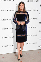 Natalie Massenet<br /> at the Vogue 100: A Century of Style exhibition opening held in the National Portrait Gallery, London.<br /> <br /> <br /> ©Ash Knotek  D3080 09/02/2016