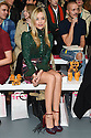 Laura Whitmore at the Fyodor Golan fashion show for London Fashion Week SS16, Soho, London<br /> <br /> ©Ash Knotek  D3013  18/09/2015