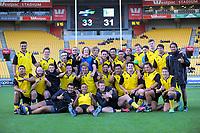 170318 Under-20 Rugby - Hurricanes v Argentina
