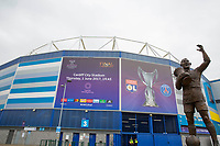 Cardiff City Stadium - Build Up to WCL - 31.05.2017