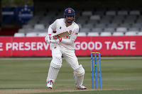 Sir Alastair Cook of Essex in batting action for Essex during Essex CCC vs Durham CCC, LV Insurance County Championship Group 1 Cricket at The Cloudfm County Ground on 15th April 2021