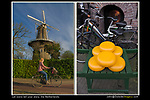 Netherlands, Leiden.  Icons Improve Your Story-telling.<br />