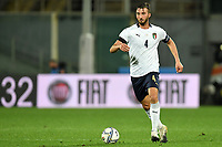 Bryan Cristante of Italy in action during the friendly football match between Italy and Moldova at Artemio Franchi Stadium in Firenze (Italy), October, 7th 2020. Photo Andrea Staccioli/ Insidefoto