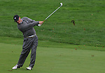 4 October 2008: Third round co-leader Tag Ridings hits an approach shot during the Turning Stone Golf Championship in Verona, New York.