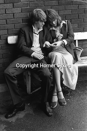St Johns Wood, London. 1975<br />