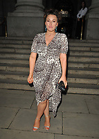 Grace Dent at the Fortnum & Mason Food and Drink Awards 2021, Fortnum & Mason at the Royal Exchange, Royal Exchange, Cornhill, on Thursday 09th September 2021 in London, England, UK. <br /> CAP/CAN<br /> ©CAN/Capital Pictures