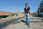 Asen Filipov, 25, is a Turkish-speaking Bulgarian living in the Maxsuda neighborhood of Varna, Bulgaria. He is a member of the local United Methodist congregation. Many consider Turkish-speaking Bulgarians to be Roma.
