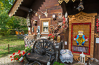 Russische Siedlung Alexandrowka, Potsdam, Brandenburg, Deutschland