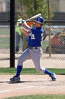 Joe Dickerson  - Kansas City Royals - 2009 spring training.Photo by:  Bill Mitchell/Four Seam Images