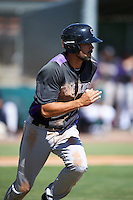 Colorado Rockies Jacob Bosiokovic (88) during an Instructional League game against SK Wyvern of Korea on October 5, 2016 at Salt River Fields at Talking Stick in Scottsdale, Arizona.  (Mike Janes/Four Seam Images)