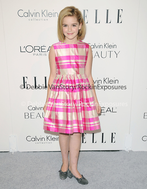 Kiernan Shipka walks the carpet as Elle Honors Hollywood's Most Esteemed Women in the 17th Annual Women in Hollywood Tribute held at The Four Seasons Beverly Hills in Beverly Hills, California on October 18,2010                                                                               © 2010 VanStory/Hollywood Press Agency