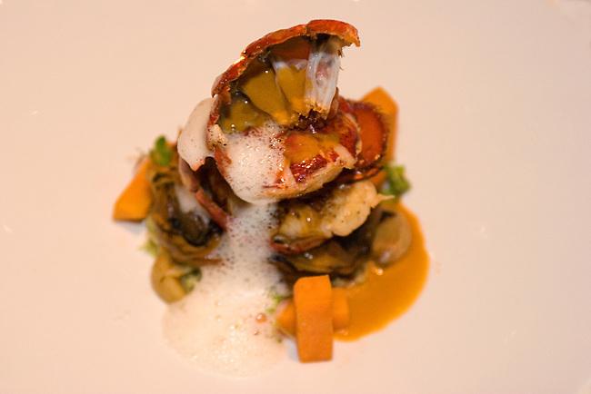 Lobster Appetizer, The Gotham Bar & Grill, New York, New York