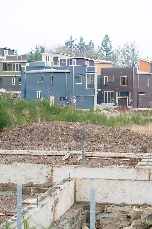 Foundations in Modern Subdivision