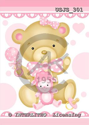Janet, BABIES, paintings, USJS301,#b# bébé, illustrations, pinturas ,everyday