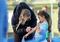 Liz Thompson. Vantage Black Sticks hockey community session prior to the upcoming Sentinel Homes Trans-Tasman Series at Twin Turfs in Palmerston North, New Zealand on Tuesday, 25 May 2021. Photo: Dave Lintott / lintottphoto.co.nz