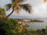 Cruz Bay, St John Virgin Islands