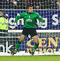 27/12/2009  Copyright  Pic : James Stewart.sct_jspa30_falkirk_v_hearts  .:: ROBERT OLEJNIK DURING THE GAME AGAINST HEARTS :: .James Stewart Photography 19 Carronlea Drive, Falkirk. FK2 8DN      Vat Reg No. 607 6932 25.Telephone      : +44 (0)1324 570291 .Mobile              : +44 (0)7721 416997.E-mail  :  jim@jspa.co.uk.If you require further information then contact Jim Stewart on any of the numbers above.........