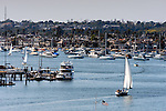 Newport Harbor, CA.