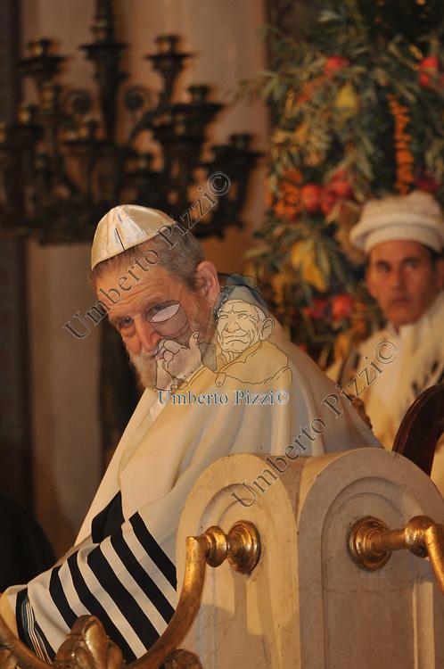 RABBINO CAPO DI HAIFA SHEAR-YASHUV COHEN