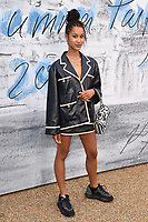 Fenn O'Meally<br /> arriving for The Summer Party 2019 at the Serpentine Gallery, Hyde Park, London<br /> <br /> ©Ash Knotek  D3511  25/06/2019