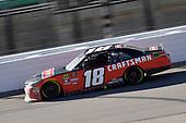 #18: Ryan Preece, Joe Gibbs Racing, Toyota Camry Craftsman