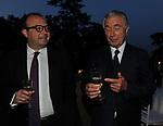 GIANNI ZONIN<br /> PREMIO GUIDO CARLI - SESTA EDIZIONE<br /> PALAZZO DI MONTECITORIO - SALA DELLA REGINA CON RICEVIMENTO A VILLA AURELIA ROMA 2015